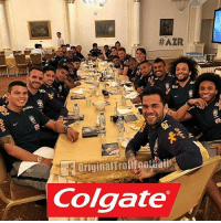 Colgate and Ita: Ita  OriginalTrollfootiall  Colgate (By @originaltrollfootball )
