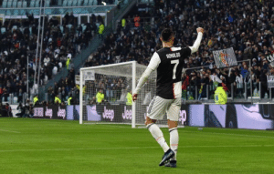 Italian Football is Back. 🔥  Who's excited to have the 🐐 back on their screens?  #JuveMilan https://t.co/NXdp5gx7aN: Italian Football is Back. 🔥  Who's excited to have the 🐐 back on their screens?  #JuveMilan https://t.co/NXdp5gx7aN