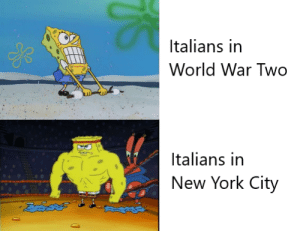 New York, World, and New York City: Italians in  World War Two  Italians in  New York City Mama mia https://t.co/f6iI4xBpuU