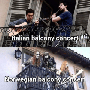 Italy vs. Norway (sorry if this is a repost): Italy vs. Norway (sorry if this is a repost)