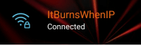 Dad, Family, and Funny: ItBurnsWhenlP  connected
