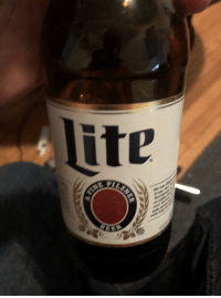 Ask, Can, and Miller Lite: ite