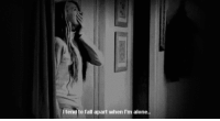 Being Alone, Fall, and Http: Itend to fall apart when I'm alone. http://iglovequotes.net/