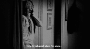 Being Alone, Fall, and Net: itend to fall apart when I'm alone. https://iglovequotes.net/