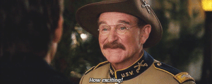 ithelpstodream: One of Robin Williams's last lines as an actor.: ithelpstodream: One of Robin Williams's last lines as an actor.