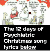 candy candy cane and elf ithink idont believe all the other in nyself - On The 12th Day Of Christmas Song