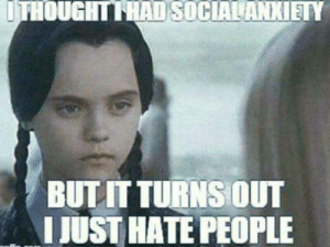 Just Hate