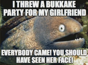 Club, Party, and Tumblr: ITHREW A BUKKAKE  PARTY FOR MY GIRLFRIEND  EVERYBODYCAME! YOUSHOULD  HAVE SEEN HER FACE laughoutloud-club:  Good Times…