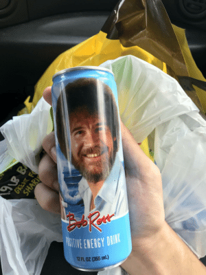 "mildlyinteresting-blog:  http://bit.ly/2N5poWY ""this bob ross energy drink i found"": ITIVE ENERGY DRI  12 FL OZ (355 mL)  91B B  GRENT F  SHARI mildlyinteresting-blog:  http://bit.ly/2N5poWY ""this bob ross energy drink i found"""