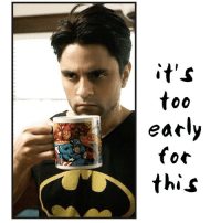 Memes, 🤖, and Raywilliamjohnson: it's  00  early  for  this I hate morning people... . @julesmedcraft @raywilliamjohnson