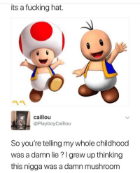 Caillou Fucking And Memes Its A Hat PlayboyCaillou So You