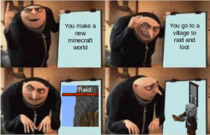 """""""It's a great plan, ooh except for one thing, you"""" (the fat dude in despicable me talking to Gru with wood tools and no bow): """"It's a great plan, ooh except for one thing, you"""" (the fat dude in despicable me talking to Gru with wood tools and no bow)"""