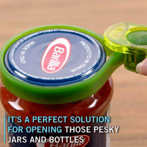 Memes, Time, and Too Short: IT'S A PERFECT SOLUTION  FOR OPENING THOSE PESKY  JARS AND BOTTLES Life's too short to waste time struggling with lids. 😡 Get yours HERE ➡️ https://bit.ly/2L83Zv4