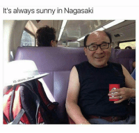 @davie_dave: It's always sunny in Nagasaki  dave  davie.  IG: @davie_dave