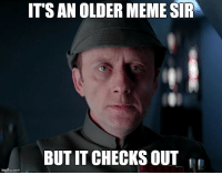Meme, Rage, and Com: ITS AN OLDER MEME SIR  BUT IT CHECKS OUT  imgflip.com When someone submits a rage comic in 2018...
