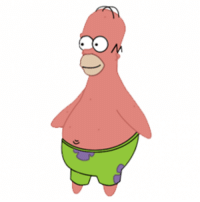 it's back bitches Make it your PP and become one with the PatSimp: it's back bitches Make it your PP and become one with the PatSimp
