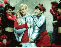 It's been 12 years since the Aaron Carter Christmas episode of Lizzie McGuire aired: It's been 12 years since the Aaron Carter Christmas episode of Lizzie McGuire aired
