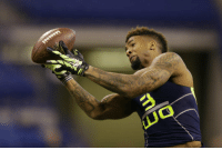 It's been four years...  Since @OBJ_3 put on a SHOW at the #NFLCombine! 😱😱😱 #FBF https://t.co/GXOt4qxUsk: It's been four years...  Since @OBJ_3 put on a SHOW at the #NFLCombine! 😱😱😱 #FBF https://t.co/GXOt4qxUsk