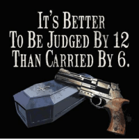 National reciprocity is coming! YAY!  ...but what about right now - you need to go to the store. You don't have a CCW. What do you do?  Cold Dead Hands: IT'S BETTER  TO BE JUDGED BY 12  THAN CARRIED BY 6. National reciprocity is coming! YAY!  ...but what about right now - you need to go to the store. You don't have a CCW. What do you do?  Cold Dead Hands