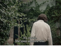 She, Classic, and Someone: It's classic  She loves someone else