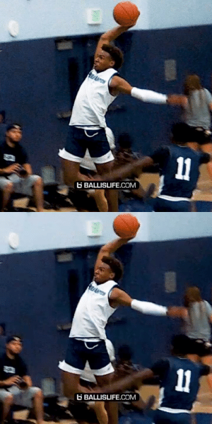 It's crazy how much Bronny James' bounce grew in just ONE year! 😱😱 https://t.co/lUX7bJQafd: It's crazy how much Bronny James' bounce grew in just ONE year! 😱😱 https://t.co/lUX7bJQafd
