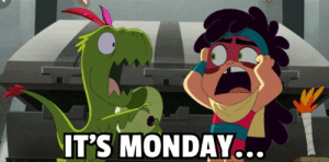 jf4draws:  Happy Monday Meme: IT'S MONDAY.. jf4draws:  Happy Monday Meme