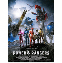 Memes, Power Rangers, and 🤖: IT'S MORPHIN TIME  SABAN'S  POWER RANGERS  COMING  SOON Brand New PowerRangers Movie Poster Featuring The Rangers and The Zords ! So HYPED for this Movie, March is going to be a Lit ass month with Power Rangers, Logan, KONGSkullIsland and IronFist all coming out in the same Month ! HYPE ! PowerRangersMovie ⚡️