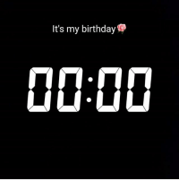 17.07.2017 and i'm turning 17. I feel so special: It's my birthday 17.07.2017 and i'm turning 17. I feel so special