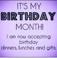 😍💃🏽💋🎂🍰🥂🍾🎉🎁🎈🎊🛍 January 15 J15 💗💚💕💚💕💚💕💚💗: IT'S MY  BIRTHDAY  MONTH!  am now accepting  birthday  dinners, lunches and gifts. 😍💃🏽💋🎂🍰🥂🍾🎉🎁🎈🎊🛍 January 15 J15 💗💚💕💚💕💚💕💚💗