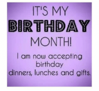Don't forget to visit https://zodiacthing.com/store/scorpio to check out gifts from our page: IT'S MY  BIRTHDAY  MONTH  I am now accepting  birthday  dinners, lunches and gifts. Don't forget to visit https://zodiacthing.com/store/scorpio to check out gifts from our page