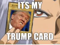 Strongest Yu-Gi-Oh card: ITS MY  TRUMP CARD Strongest Yu-Gi-Oh card
