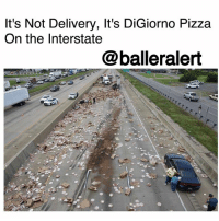 It's Not Delivery, It's DiGiorno On the Interstate -blogged by- @peachkyss ⠀⠀⠀⠀⠀⠀⠀ ⠀⠀⠀⠀⠀⠀⠀ The last place anyone expects to see pizza is on the interstate. Arkansas highway officials had to shut down westbound lanes of a cross-country interstate for four hours so crews could pick up pizza. ⠀⠀⠀⠀⠀⠀⠀ ⠀⠀⠀⠀⠀⠀⠀ An 18-wheeler containing DiGiorno and Tombstone frozen pizzas scraped a bridge support consequently, slicing open its trailer on Wednesday. As a result the pizza was spilled across Interstate 30 in front of the Arkansas Department of Transportation office. ⠀⠀⠀⠀⠀⠀⠀ ⠀⠀⠀⠀⠀⠀⠀ The highway, which goes around the south side of Little Rock, is part a major link that connects Dallas and points west to Memphis, Tennessee. So you can imagine the traffic during that time.: It's Not Delivery, It's DiGiorno Pizza  On the Interstate  @balleralert It's Not Delivery, It's DiGiorno On the Interstate -blogged by- @peachkyss ⠀⠀⠀⠀⠀⠀⠀ ⠀⠀⠀⠀⠀⠀⠀ The last place anyone expects to see pizza is on the interstate. Arkansas highway officials had to shut down westbound lanes of a cross-country interstate for four hours so crews could pick up pizza. ⠀⠀⠀⠀⠀⠀⠀ ⠀⠀⠀⠀⠀⠀⠀ An 18-wheeler containing DiGiorno and Tombstone frozen pizzas scraped a bridge support consequently, slicing open its trailer on Wednesday. As a result the pizza was spilled across Interstate 30 in front of the Arkansas Department of Transportation office. ⠀⠀⠀⠀⠀⠀⠀ ⠀⠀⠀⠀⠀⠀⠀ The highway, which goes around the south side of Little Rock, is part a major link that connects Dallas and points west to Memphis, Tennessee. So you can imagine the traffic during that time.