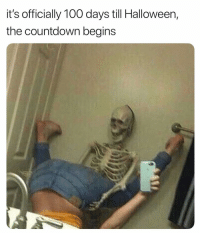 I need to get up into this spooky gig (twitter | glossiefilm): it's officially 100 days till Halloween,  the countdown begins I need to get up into this spooky gig (twitter | glossiefilm)