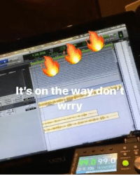 Memes, Music, and Wshh: It's on the way don't  rry  ToryLanez previewing some new music.. 🔥 or 💩?! @torylanez WSHH