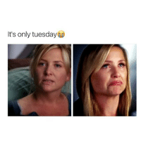 Accurate greysanatomy: It's only tuesday Accurate greysanatomy