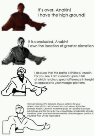 Over Anakin I