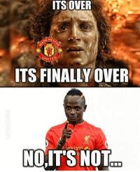 ITS OVER  CHE  NITE  ITS FINALLY OVER  andard  NO ITS NOT  OD ManUtd fans 😂 🔺LINK IN OUR BIO!! 😎🔥