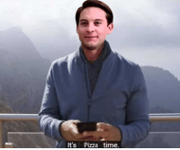 me_irl: It's Pizza time. me_irl