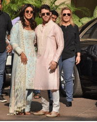 Memes, India, and Nick: It's Priyanka Chopra's world and Nick Jonas is not just living in it ... he's living it up. tmz nickjonas priyankachopra wedding india 📷MEGA