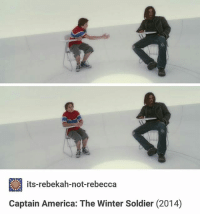 America, Memes, and Winter: its rebekah-not-rebecca  Captain America: The Winter Soldier (2014) I wish I didn't have the ability of missing people