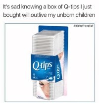I wanna produce a docuseries where Quentin Tarantino surprises film students and gives them notes on their projects and call it Q-TIPS (@sideofricepilaf): It's sad knowing a box of Q-tips l just  bought will outlive my unborn children  @sideofricepilaf  ES  Qtips I wanna produce a docuseries where Quentin Tarantino surprises film students and gives them notes on their projects and call it Q-TIPS (@sideofricepilaf)