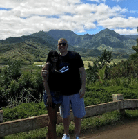 Memes, Tbt, and Hawaii: It's tbt 2 weeks ago Me & @trulykenya were in Hawaii. I miss Kauai already. Been to every island I have to say Kona & Kauai are my favorites. Hawaii CantWaitToGoBack GetSome