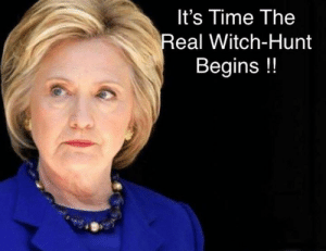 eal: It's Time The  eal Witch-Hunt  Begins!!