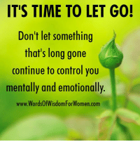 """Doe, Family, and Memes: IT'S TIME TO LET GO!  Don't let something  that's long gone  continue to control you  mentally and emotionally.  www.Words0fWisdomForWomen com MOTHERS: HAVE YOU EVER WANTED TO WORK FROM HOME?  It doesn't matter whether you're fed up with working outside the home or you're just ready to make some extra money, the opportunities available for work-at-home mothers can prove incredible. If you're holding back out of fear that your skills aren't good enough to turn dreams into reality, relax! Even women who may lack degrees or high-priced """"career skills"""" will find there are plenty of options for launching lucrative home-based businesses.  The truth is you don't necessarily have to have a specific skill set in place to work at home, there are workarounds to overcome almost any stumbling blocks that may stand in your way. There is no reason to get discouraged! Diving into the prospect of working at home can be an incredible decision to make for you and your entire family. It does, however, require careful consideration. In this 63 page ebook, we'll discuss the things you'll need to consider to have a successful home based business. Below is just some information that you are about to learn:  (1) The benefits of working at home. (2) How to tell if working at home is right for you. (3) Family support is crucial. (4) Self-discipline gets the job done. (5) Overcoming obstacles (6) Opportunities for unskilled workers and so much more.  For a limited time, you can either get this 1 ebook for only $2.00 or even get a better deal where you can get an enormous collection of 70 ebooks on many different subjects for only $10. To find out about all the other 70 ebooks or to purchase any of these ebooks including the one you are reading about right now, please go to: http://wordsofwisdomforwomen.com/b-200.htm"""