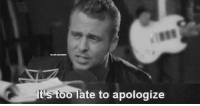 Ryan Tedder reacts to Donald Sterling's apology! Credit: Nef-Oracle Taloulou: Its too late to apologize Ryan Tedder reacts to Donald Sterling's apology! Credit: Nef-Oracle Taloulou