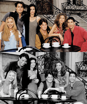 Its weird. The cast of Friends are almost closer to me than my own family.  Jennifer Aniston on her castmates: Its weird. The cast of Friends are almost closer to me than my own family.  Jennifer Aniston on her castmates