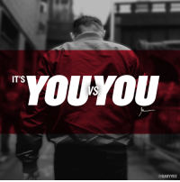 And that's that .. this is an head game .. no one else matters once you solve yourself! Make sure your homies see this one ...: IT'S  YOU YOU  @GARYVEE And that's that .. this is an head game .. no one else matters once you solve yourself! Make sure your homies see this one ...