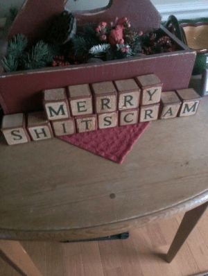 itsbubblesthings:  losethehours:  drunkygoesonadventures:  dontbearuiner:  I will reblog this every Christmas season I'm on tumblr.  It's beginning to look a lot like shit scram  Maybe this is not so much a comment on the season as an early warning system. Uh oh, here come the feral relatives. Bee Do Bee Do Bee Do  @frootloopx : itsbubblesthings:  losethehours:  drunkygoesonadventures:  dontbearuiner:  I will reblog this every Christmas season I'm on tumblr.  It's beginning to look a lot like shit scram  Maybe this is not so much a comment on the season as an early warning system. Uh oh, here come the feral relatives. Bee Do Bee Do Bee Do  @frootloopx