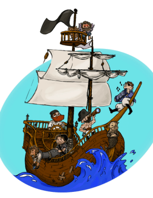 Tumblr, Blog, and Http: itskatieclearly: Sea of Thieves ~ Achievement Hunter