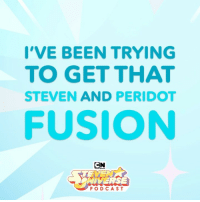 We stan the Steven and Peridot fusion 💚💖 @zachcallison . 🌟🔉Listen to the latest Steven Universe Podcast now on Apple Podcasts! (Link in bio) cartn.co-supodcast . SUpodcast stevenuniverse stevenuniversepodcast: I'VE BEEN TRYING  TO GET THAT  STEVEN AND PERIDO  FUSION  CN  NIVERSE  PODCAST We stan the Steven and Peridot fusion 💚💖 @zachcallison . 🌟🔉Listen to the latest Steven Universe Podcast now on Apple Podcasts! (Link in bio) cartn.co-supodcast . SUpodcast stevenuniverse stevenuniversepodcast